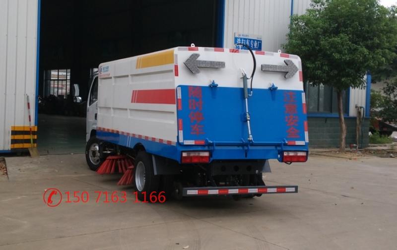 东风小多利卡扫路车厂家销售电话15071631166