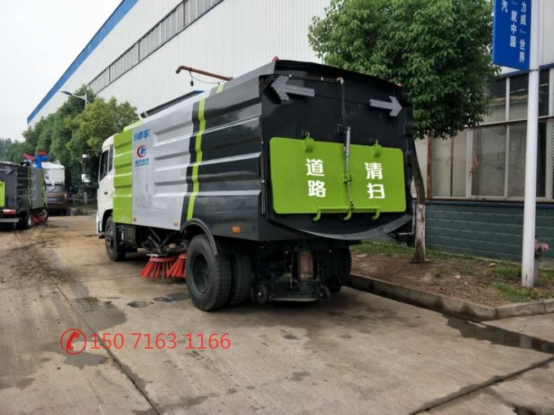 东风天锦扫路车销售电话15071631166