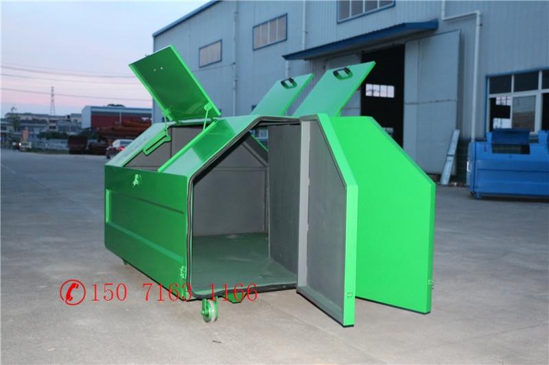 分3类垃圾箱,分类垃圾箱厂家